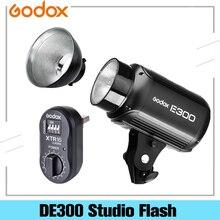 Godox DE-300 DE300 300W Photography Studio Compact Flash Strobe Studio Lighting Head Bowens Mount