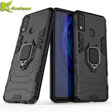 Para fundas huawei y8s caso armadura à prova de choque caso pára na para coque huawei y8s 2020 y 8s JKM-LX1 capa suporte do telefone casos