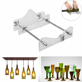 Glass Bottle Cutter Tool Professional for Bottles Cutting Glass Bottle-cutter DIY Cut Tools Machine Wine Beer 2018 New Drop Ship new glass bottle cutter tool professional bottles cutting glass bottle cutter diy cuting machine wine beer
