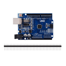 ShenzhenMaker com Eletrônica R3 Mega328P CH340G Development Board para arduino UNO