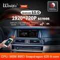 Snapdrago 625 1920*720P экран 2 DIN Android 10 автомобильное радио для BMW 5 серии 520i F10 F11 2010-2016 Мультимедиа Навигация без DVD