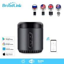 Broadlink mando a distancia inteligente RMMini3 con WiFi + IR + 4G para Alexa, Google Home, IFTTT, con enchufe australiano, británico, estadounidense, europeo