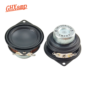 Image 2 - GHXAMP 1.5inch 40MM Neodymium Full Range Speaker Bluetooth speaker composite pot bottom rubber edge 8 ohm 3W 2PCS