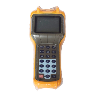 Image 3 - Neue RY S110D CATV Kabel TV Tester Handheld Analog Signal Level Meter DB Tester 5 870MHz