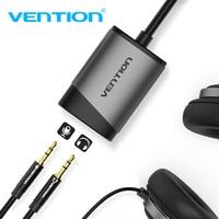 Vention звуковая карта USB к разъему 3,5 мм адаптер USB аудио интерфейс внешняя звуковая карта для ПК PS4 гарнитура наушники USB звуковая карта