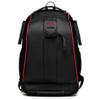 RISE Caden K7 Travel Shoulder Bag Large Capacity Waterproof Travel Backpack Digital Camera Video Bag For Canon Nikon Sony Black