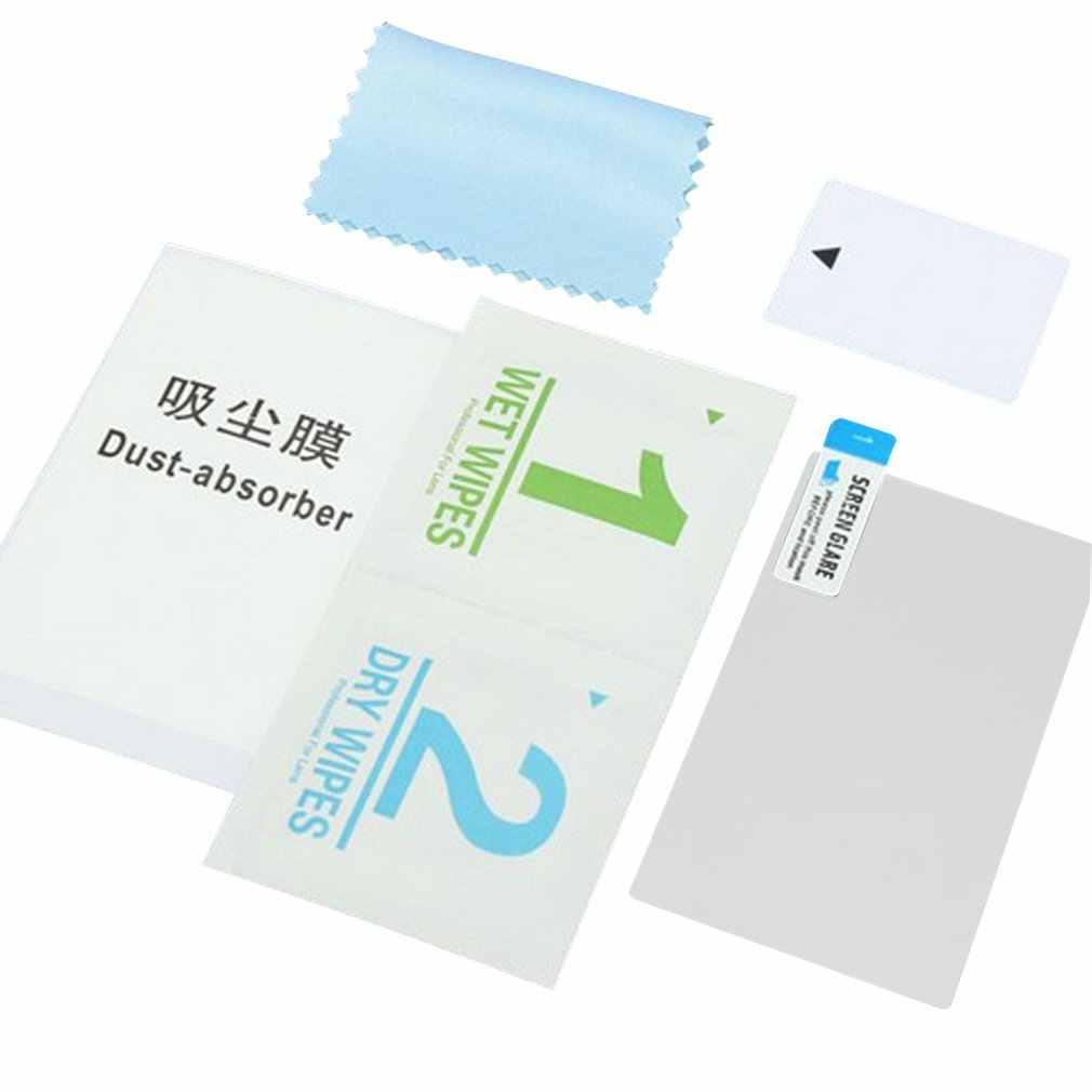 المقسى واقٍ زجاجي لباناسونيك لوميكس DMC G85/G80/G81 DMC-G85 DMC-G80 DMC-G81 كاميرا شاشة طبقة رقيقة واقية حماية
