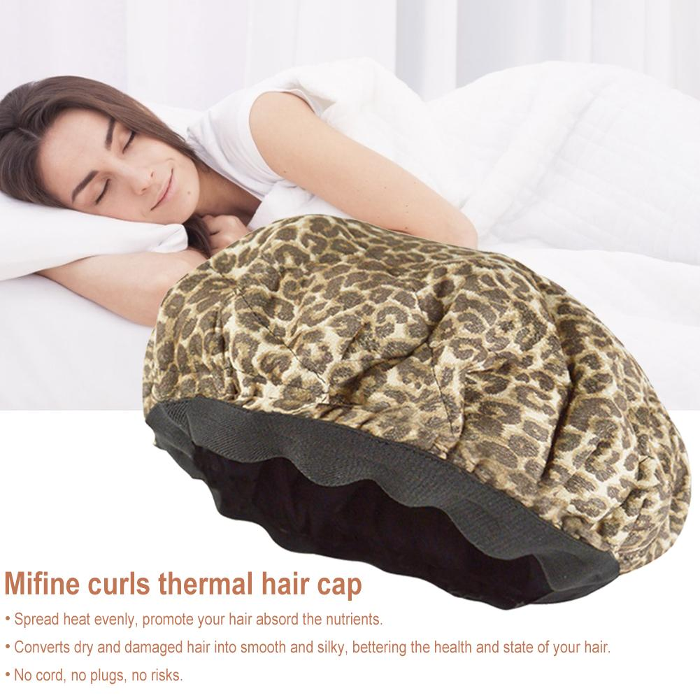 Cordless Deep Conditioning Heat Cap Hair Care Hair Spa Cap