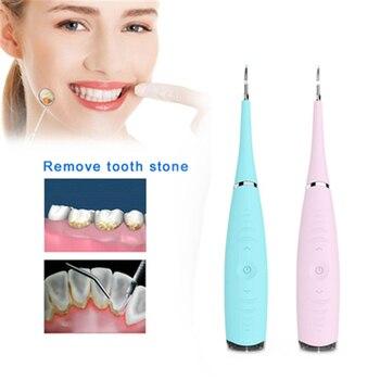 Usb Recarga Vibrition Scaler Dental Scaler Dente Removedor De Dentes Manchas Tártaro Ferramenta De Limpeza Clarear Os Dentes Dropshipping