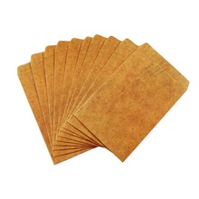 5 Pcs/lot Envelopes Greeting Kraft Paper Blank  Postcard Invitation Letter Cards