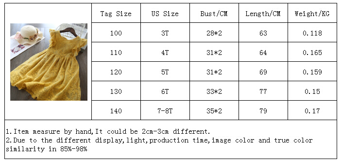H633213e5dbf44a87b3e1a4d0458b94a9l Girls Dress 2019 New Summer Brand Girls Clothes Lace And Ball Design Baby Girls Dress Party Dress For 3-8 Years Infant Dresses