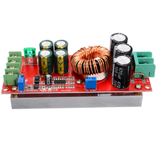 8-60V 1200W Amplifier Board 20A DC-DC Step Up Converter Boost Voltage Regulator Super Power AMP Module