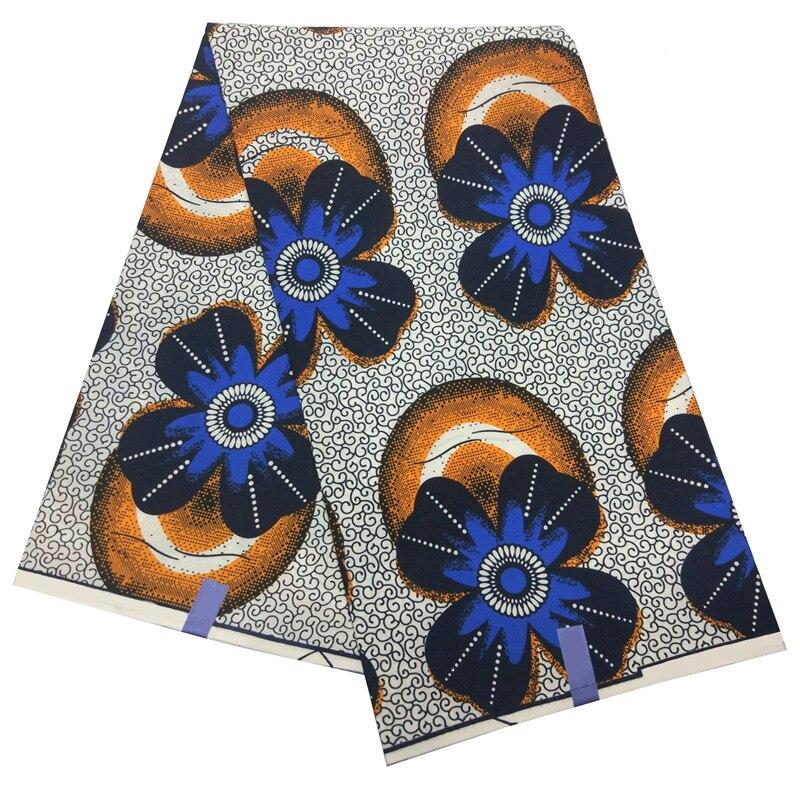 Ankara African Print Wax Prints Fabric Wax High Quality