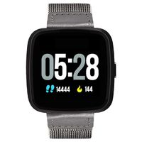 G12 Bluetooth Smart Watch For Men Women, Smart Watch With Detachable Band,Call Sms Reminder, Sleep Monitor, Pedometer,8 Sports F