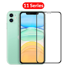 3D Protective Glass on the For iPhone 11 Pro Tempered Gorilla Glass aifon 11 Pro Max aiphone 11 iphone11 Safety Screen Protector(China)