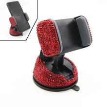 Crystal Rhinestones Car Smartphone Holder Stand Universal Mo