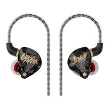 Neue OS1 6D Stereo In ohr Kopfhörer Kopfhörer Wired Steuer Bass Sound Ohrhörer für iPhone Xiaomi Huawei 3,5mm typ c Kopfhörer