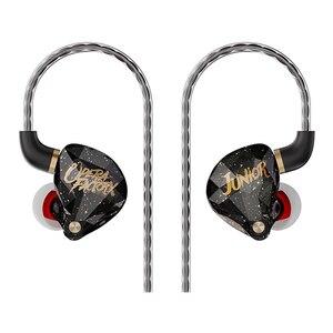 Image 1 - Novo os1 6d estéreo in ear fone de ouvido fones com fio controle baixo som fones para iphone xiaomi huawei 3.5mm tipo c