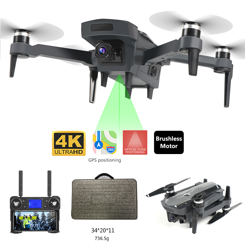 Top Sale5G Drone GPS K20 Foldable Four-Axis-Professional-Grade 4K Electric-Adjustment-Camera