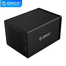 ORICO 3.5 cal 5 Bay USB3.0 obudowa dysku twardego, wsparcie maksymalna pojemność 80TB, szybkość transmisji 5Gbps,ORICO NS500U3