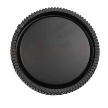 1шт задняя линза крышка для sony E-Mount NEX-3 NEX-5 черный