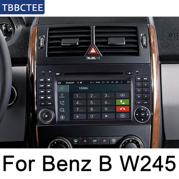 For Mercedes Benz B Class W245 2005~2011 NTG Multimedia GPS android car dvd player Navigation Map Autoradio WiFI BT radio system image