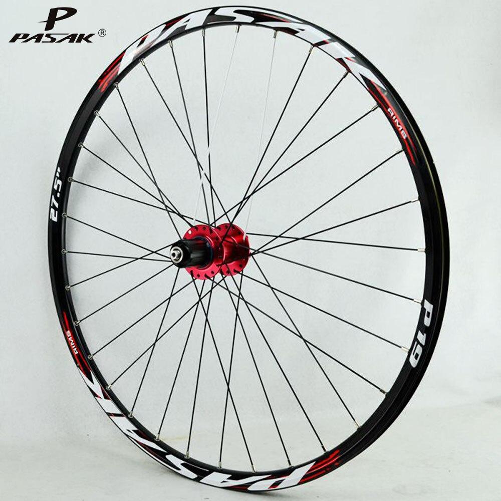 Pasak Mtb Wheelset 26