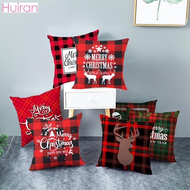 Christmas Pillowcases – Home Decoration