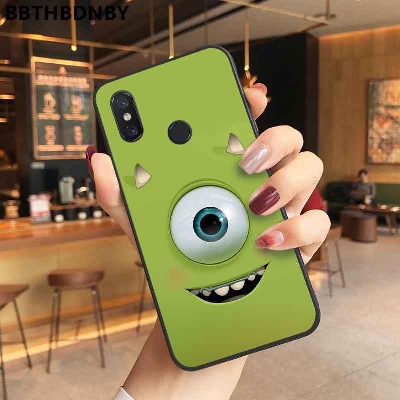 電話ケースヒョウバンパー Paiting 黒ソフトシェル電話カバー Xiaomi 8 9 Se Redmi 6 6pro 6A 4 × 7 注 5 7