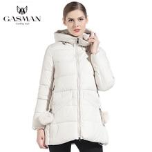 GASMAN Overcoat Hooded Fashion