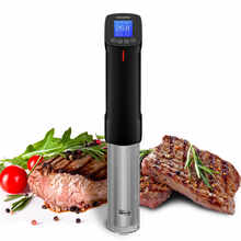 Inkbird Vacuum Slow Sous Vide WI-FI Food Cooker 1000W Powerful Immersion Circulator - LCD Digital Timer Display Stainless Steel - DISCOUNT ITEM  21% OFF All Category