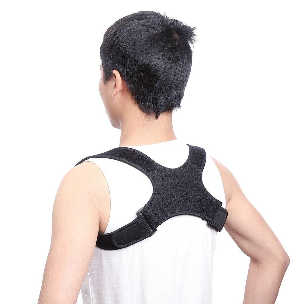 Orthopaedic Strap Sitting Position Adult Shoulder Invisible Hunchback Female Male Unisex