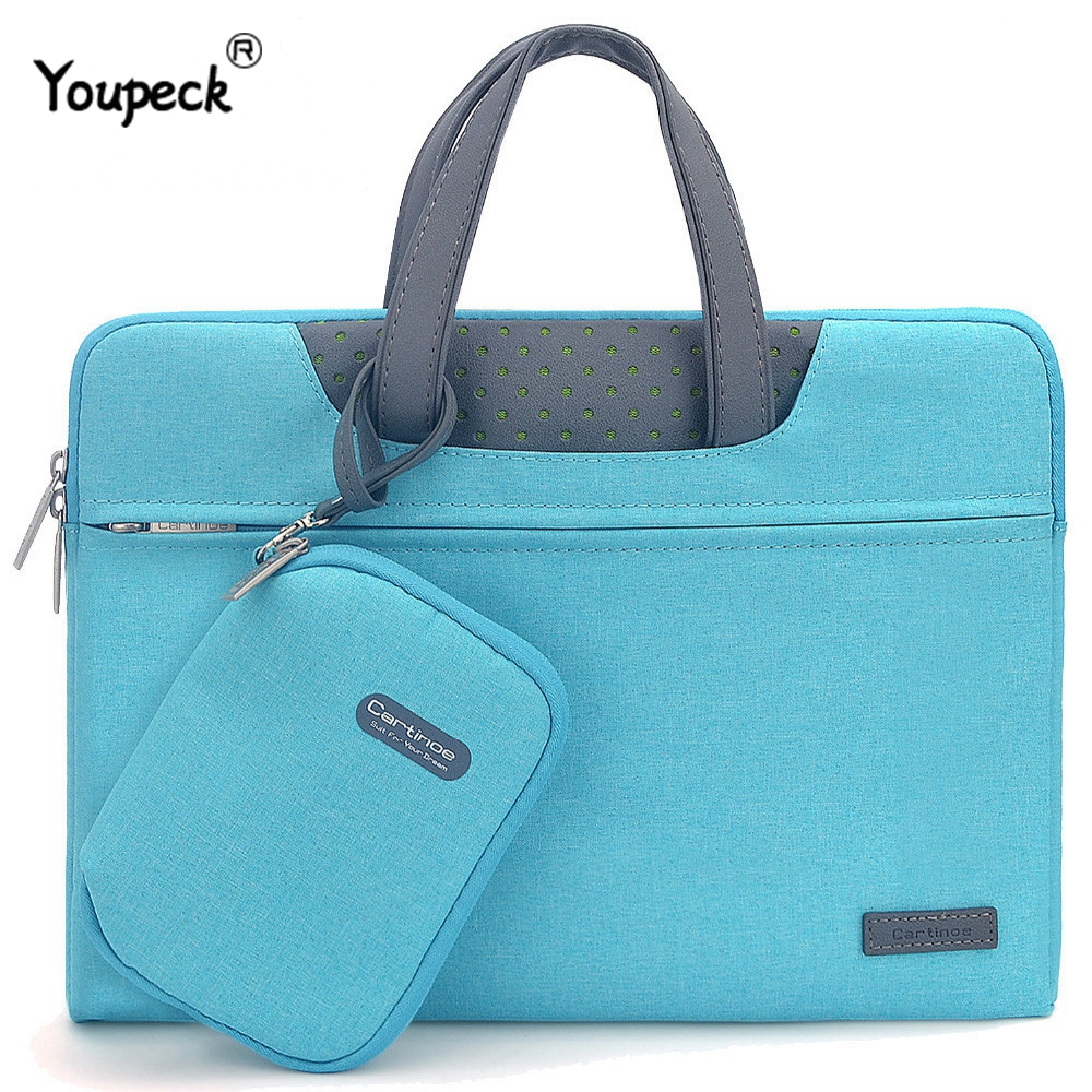 Waterproof <font><b>Laptop</b></font> <font><b>Bag</b></font> 15.6 Inch For MacBook Pro 15 <font><b>Laptop</b></font> Sleeve For Macbook Air 13 Notebook <font><b>Bag</b></font> <font><b>13.3</b></font> Inch <font><b>Laptop</b></font> Briefcase image