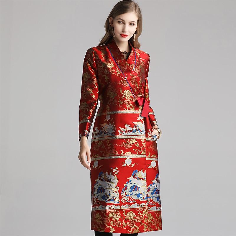 New Korean Style Clothing Modern Hanbok Female Vintage Ethnic Pattern Costume Elegant Asian Dress
