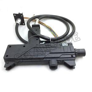 Image 3 - 2 szt. Dom zmarłych 4 pistolet symulator strzelania automat do gry plastikowy pistolet części na monety obsługiwany sprzęt rozrywkowy