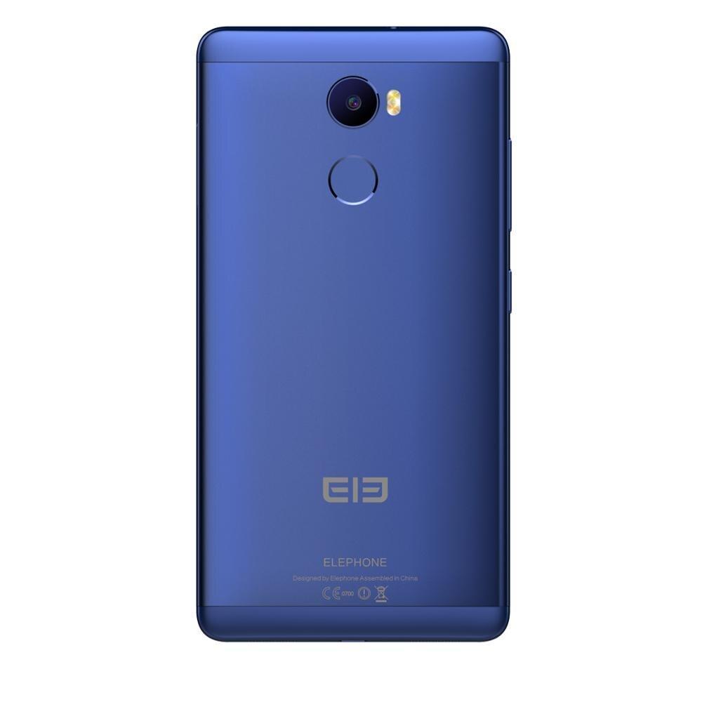 Elephone C1 5.5 Inch Mobile Phone MTK6737 Quard Core 2GB+16G 13MP Camera Fingerprint Global Smartphone