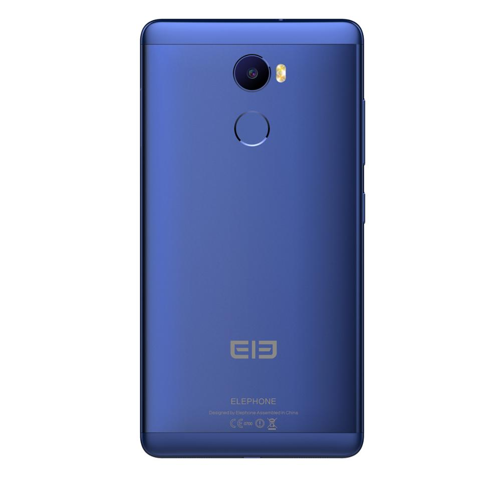Elephone c1 5.5 polegada do telefone móvel mtk6737 quard core 2 gb + 16g 13mp câmera impressão digital smartphone global