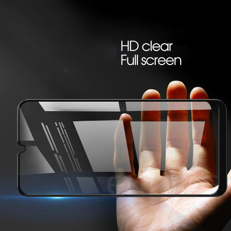 GFAITH For Realme 3 Screen Protector Glass Film 3D Full Tempered Glass Screen For Realme 6 Pro 2 Pro C3 Glass Realme 5 Pro X 6i 4