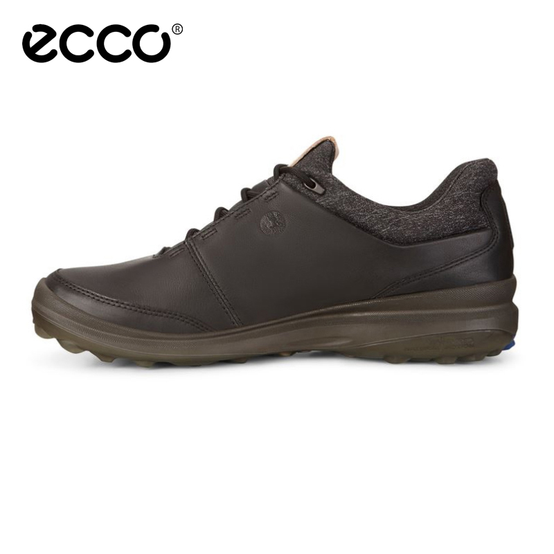 Ecco Men's Casual Shoes Lightweight Sneakers Men's Breathable Wear Outdoor Leath Shoes
