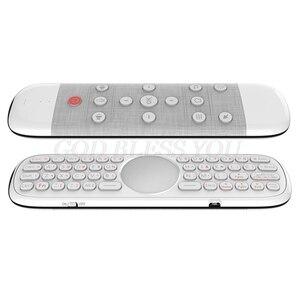 Image 1 - Q40 2.4G ماوس هوائي لاسلكي للتحكم عن بعد صوت تعمل مؤشر الذكية مع لوحة المفاتيح 6 محور جيروسكوب ل مربع التلفزيون الذكية جهاز كمبيوتر صغير