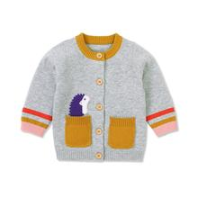 Baby Girls Sweaters Cardigans Tiny Cottons Knitted Clothes Autumn Long Sleeve Kids Boys Jackets Winter Outwear Toddler Knitwear red christmas reindeer knitted baby jacket for girls fall long sleeved sweaters cardigans coats newborn boys winter warm clothes