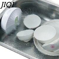 JIQI Mini Ultraschall Spülmaschine USB Aufladbare Hohe Wasser Druck Obst Gemüse Waschmaschine Reiniger Küche Dish Washer