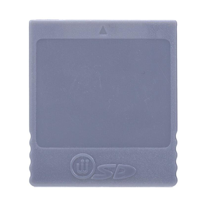 Для nintendo wii/NGC SD карта адаптер wii Sd кард-ридер SD адаптер слот для карты