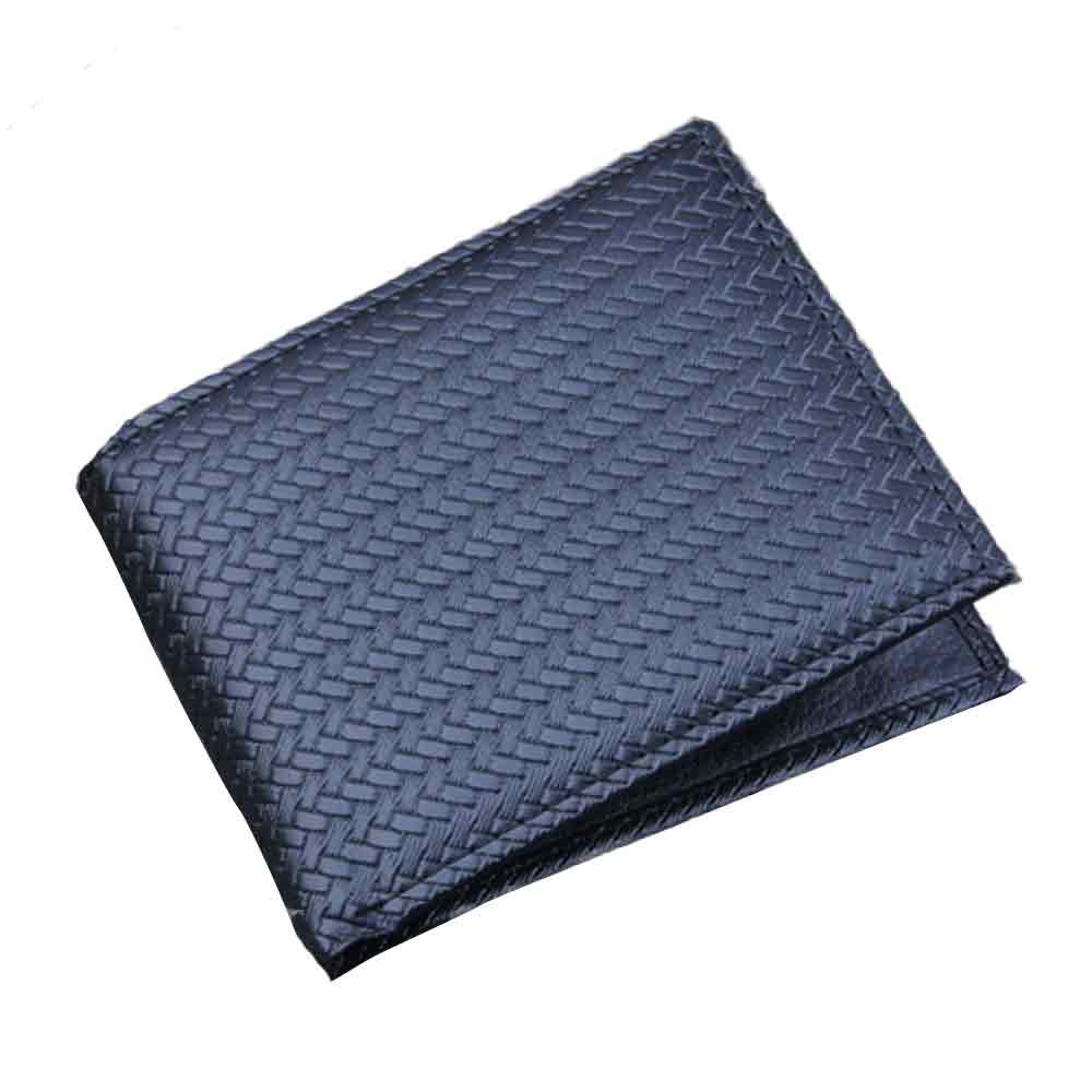 Maison Fabre Leather Wallet Men Bifold Business Leather Wallet ID Credit Card Holder Purse Pockets Fashion Solid Wallet Boys
