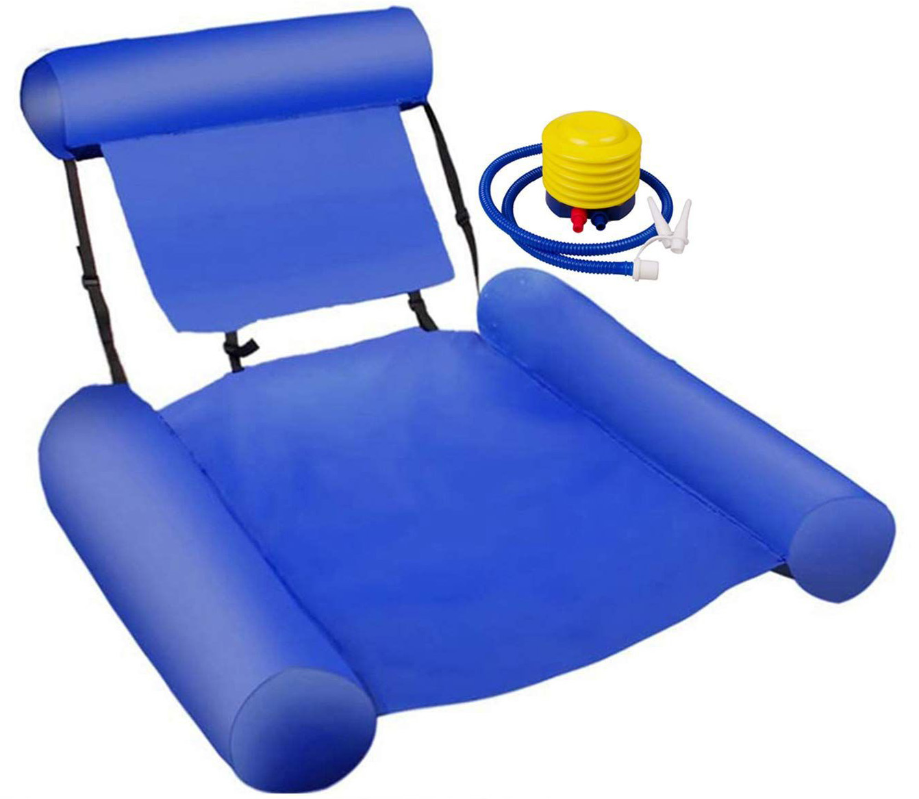 Yuyu Inflatable Pool Float Back Floating Sofa Swimming Pool Chair Swim Ring Bed Water Party Pool Toys New Arrival