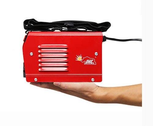 220V Инвертор дуги электрического сварочного аппарата сварочные аппараты для сварки рабочих и 2,5 присадочный пруток