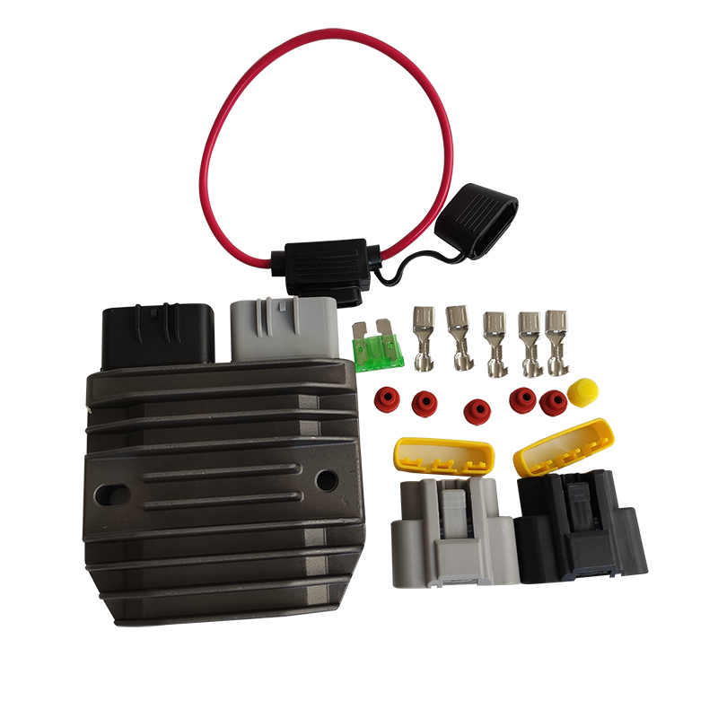 For Shindengen Mosfet Voltage Fh012aa Fh020aa Regulator Rectifier Upgraded Versi