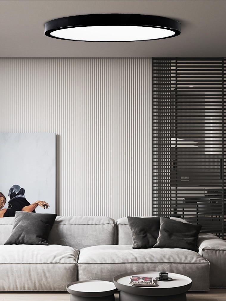 Ceiling-Light Fixtures-Lighting-20inch Size-Lamp Bedroom Led-Surface Living Modern Ultrathin