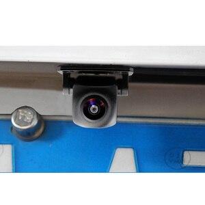 Image 4 - Smartour HD 175 Grad Fisheye Objektiv Sternenlicht Nachtsicht Auto Reverse Rückansicht Kamera Parkplatz Kamera 1296*1080P wasserdicht