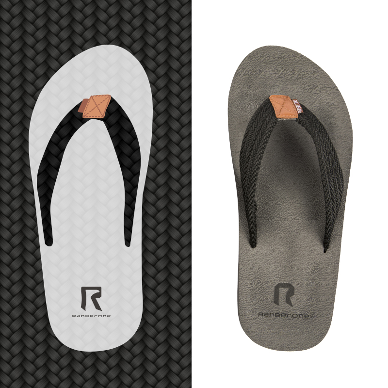 Brand High Quality Summer Flip Flops Men Large Size 40-50 Breathable Beach Sandals Comfortable EVA Casual Slippers Shoes Male